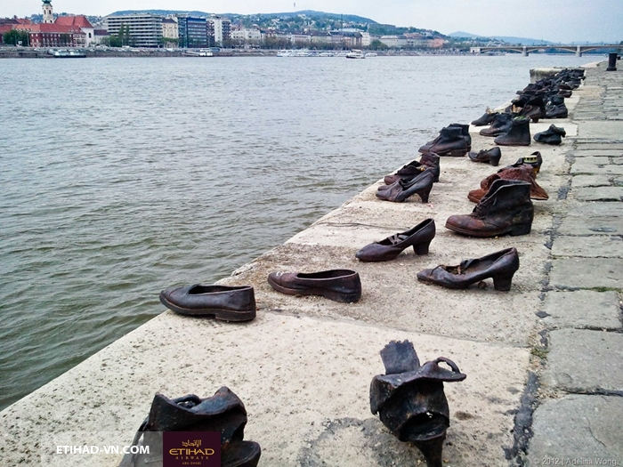 The Shoes on the Danube Promenade3